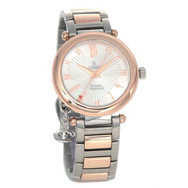 【送料無料】Vivienne Westwood ヴィヴィアン ウエストウッド レディース 腕時計 時計 ビビアン Orb オーブ VV006RSSL ヴィヴィアン・ウエストウッド 【あす楽対応】【RCP】【プレゼント】【ブランド】【ラッキーシール対応】