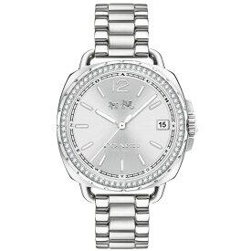 【送料無料】COACH コーチ レディース 腕時計 時計 14502588 Tatum テイタム シルバー×シルバー こーち 【あす楽対応】【RCP】【プレゼント】【ブランド】【ラッキーシール対応】【セール】