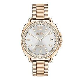 【送料無料】COACH コーチ レディース 腕時計 時計 14502590 Tatum テイタム シルバー×ピンクゴールド こーち 【あす楽対応】【RCP】【プレゼント】【ブランド】【ラッキーシール対応】【セール】