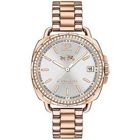 【送料無料】COACH コーチ レディース 腕時計 時計 14502644 Tatum テイタム シルバー×ピンクゴールド こーち 【あす楽対応】【RCP】【プレゼント】【ブランド】【ラッキーシール対応】【セール】