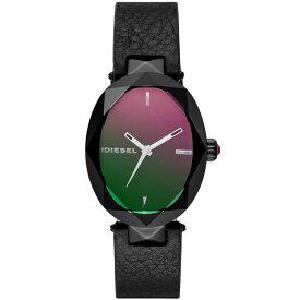 2e66f18bfe 【送料無料】ディーゼル 時計 DIESEL 腕時計 レディース DZ5578 ジュールズ 偏光ガラス×ブラック とけい