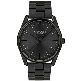 【送料無料】COACH コーチ メンズ 腕時計 時計 14602403 MODERN LUXURY モダンラグジュアリー オールブラック こーち【あす楽対応】【RCP】【プレゼント】【ブランド】【ラッキーシール対応】【セール】