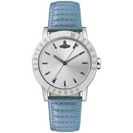 【送料無料】Vivienne Westwood ヴィヴィアン ウエストウッド レディース 腕時計 時計 VV213SLBL Warwick II ワーウィック シルバー×ライトブルー とけい ビビアン【あす楽対応】【RCP】【プレゼント】【ブランド】【セール】
