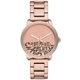 【送料無料】ディーゼル 時計 DIESEL 腕時計 DZ5588 レディース FLARE ROCKS フレアーロックス ピンクゴールド ウォッチ とけい【あす楽対応】【プレゼント】【ブランド】【セール】