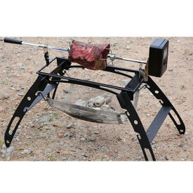 アイアンクラフト IRON CRAFT シュラスコ ロティサリー セット ハヤブサ HAYABUSA用 ロティサリーセット キャンプ BBQ 肉