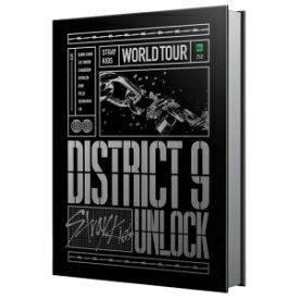 Stray Kids - Stray Kids World Tour District : Unlock' in SEOUL Blu-ray 韓国盤