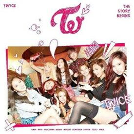 TWICE - The Story Begins : 1st Mini Album CD 韓国盤