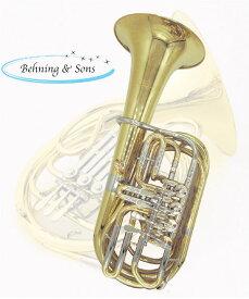 F/E♭ ミニミニチューバ Behning & Sons ブランド