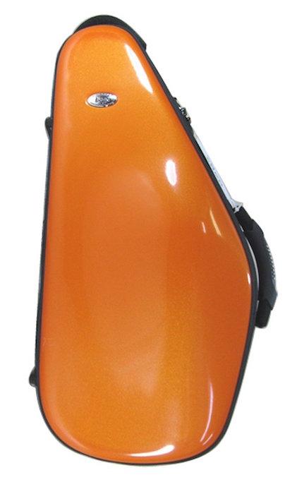 bags アルトサックスケース メタリック【Evolution Metal Orange】
