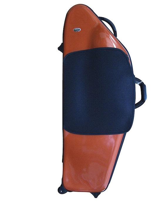 bags バリトンサックスケース メタリック【EVOLUTION METAL COPPER】