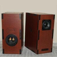 MusicaNoteMiNiブックシェルフ型スピーカー6.5cmフルレンジ組立キット