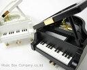 【既存曲リストからお好きな曲を選べます】ファンシー プラス シリーズ〜ミニグランドピアノブラック(18Nタイプ)