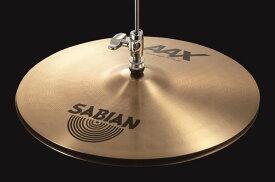 Sabian AAX ROCK HATS 14″ AAX-14TRH+AAX-14BRH SET 1Set限り