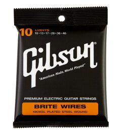 Gibson SEG-700L ライト を 6set エレキギター弦