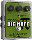 【ベース用】electro harmonix Bass Big Muff Pi (Distortion/Sustainer)