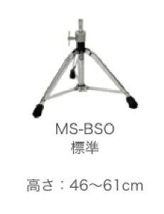 ROC-N-SOC/MS-マニュアルスピンドルベース (スクリュー式):MS-BSO ドラムスローン