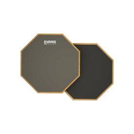 EVANS RF12D RealFeel ドラム練習パッド Two-Sided pad