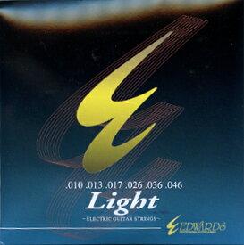 Edwards E-GS-6L を 1set エドワーズ エレキギター弦 在庫限り特価