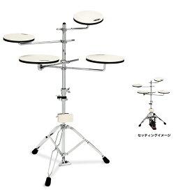 dw GO Anywhere DW-PAD-TS5 ドラム練習パッド セット
