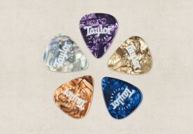 Taylor Marble Assorted テイラー ギターピック 10枚セット Heavey