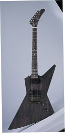 Edwards E-EX-125D SCBK Stain Cloudy Black リッターギグバックサービス エドワーズ エレキギター