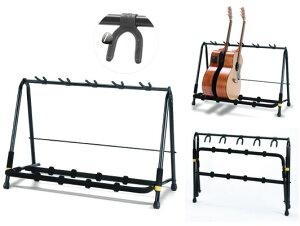 HERCULES GS525B (5本だて) ハーキュレス ギタースタンド