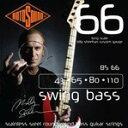 RotoSound (ロトサウンド) BS66 ベース弦 ビリー・シーン シグネチャーモデル ロングスケール 1セット