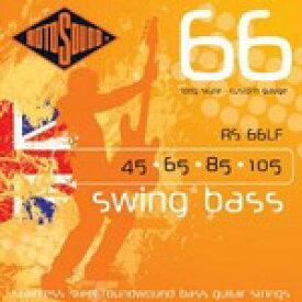 RotoSound (ロトサウンド) RS66LF ベース弦 ロングスケール 1set