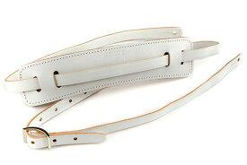 Gretsch Deluxe Vintage Straps White