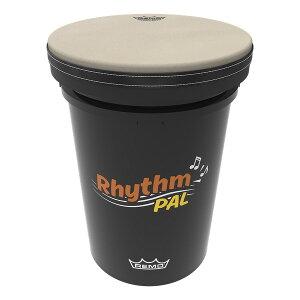 REMO Rhythm PAL バケツドラム CST(コンフォートサウンドテクノロジー)ペールバケツとSETモデル