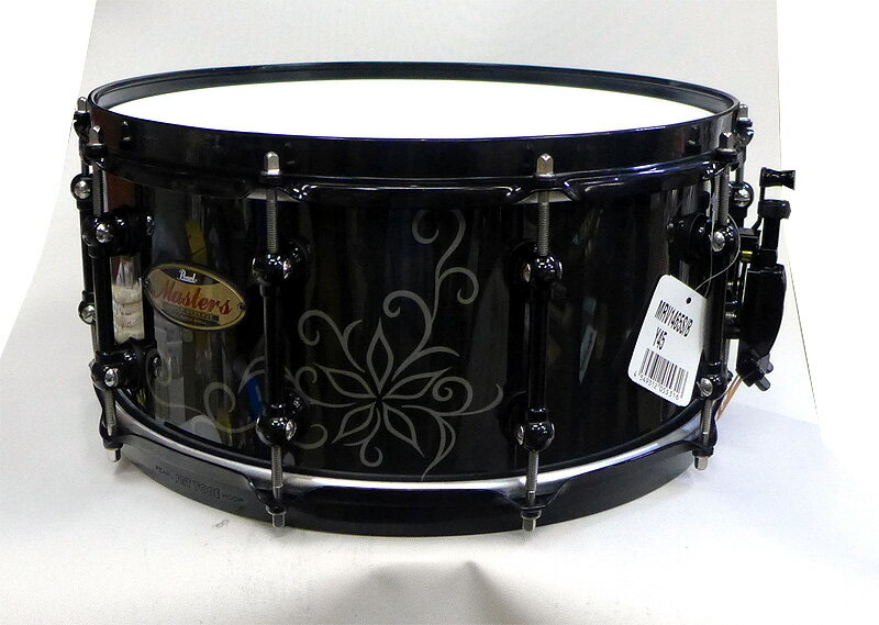 Pearl パール Masters Maple Reserve MRV1465S/B Y45 (Designed by 櫻澤泰徳)ソフトケース付