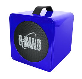 B-Band/AC45J Blue Portable Acoustic Amplifier 充電式 ポータブルアンプ