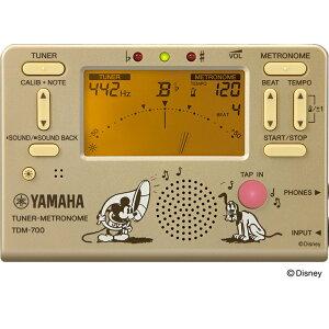 YAMAHA ディズニーチューナーメトロノーム TDM-700DMK ミッキーマウス