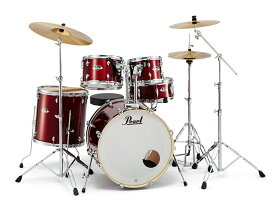 Pearl(パール) Exportのドラムセット Export EXX725S/C #760 Burgundy