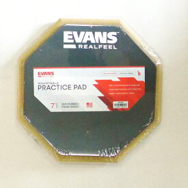 "EVANS 7"" Mountable Speed Pad ARF7GM ドラム練習パッド"