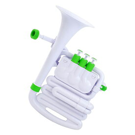 NUVO jHORN White / Green N610JHWGN