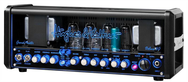 Hughes&Kettner GrandMeister Deluxe 40 HUK-GM40DX/H ヘッドアンプ