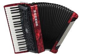 Hohner クロマチック・ピアノキー Bravo III 120 赤