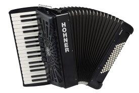 Hohner クロマチック・ピアノキー Bravo III 72 黒