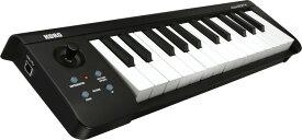 KORG microKEY-25 25鍵ミニ鍵 USBキーボード・コントローラー