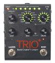 DigiTech TRIO+ Band Creator+ Looper [並行輸入品][直輸入品]【デジテック】【ルーパー機能プラス】【新品】