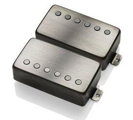 【レビューを書いて次回送料無料クーポンGET】EMG 57/66 set BRUSHED BLACK CHROME [並行輸入品][直輸入品]【新品】【ギター用ピックアップ】【RCP】
