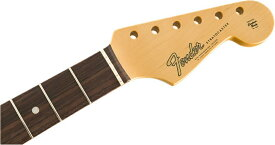 Fender American Original '60s Stratocaster Replacement Neck - Rosewood Fingerboard【フェンダー純正パーツ】【新品】