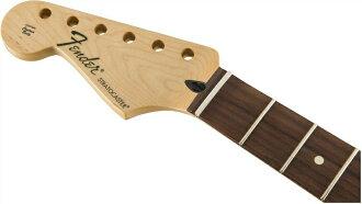 FenderStandardSeriesStratocasterLeft-handedReplacementNeck-PauFerroFingerboard【フェンダー純正パーツ】【新品】