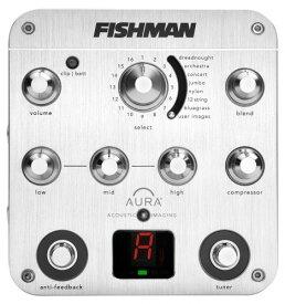 FISHMAN Aura Spectrum DI [並行輸入品][直輸入品]【フィッシュマン】【プリアンプ】【新品】
