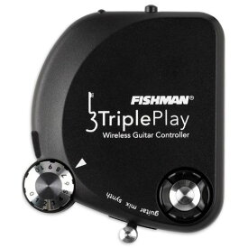 Fishman TriplePlay Wireless Guitar Controller [並行輸入品][直輸入品]【MIDI Recording】【フィッシュマン】【新品】