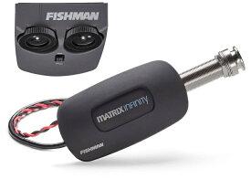 Fishman Matrix Infinity VT Acoustic Pickup - Wide Saddle [並行輸入品][直輸入品]【フィッシュマン】【マトリックスインフィニティ】【新品】
