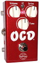 Fulltone OCD V2 Candy Apple Red [並行輸入品][直輸入品]【フルトーン】【オーバードライブ】【新品】