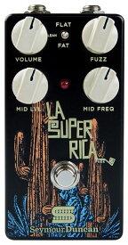 Seymour Duncan La Super Rica Fuzz Pedal [並行輸入品][直輸入品]【セイモアダンカン】【新品】【RCP】