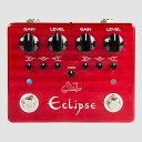 Suhr Eclipse Dual Channel [直輸入品][並行輸入品]【オーバードライブ】【ディストーション】【新品】